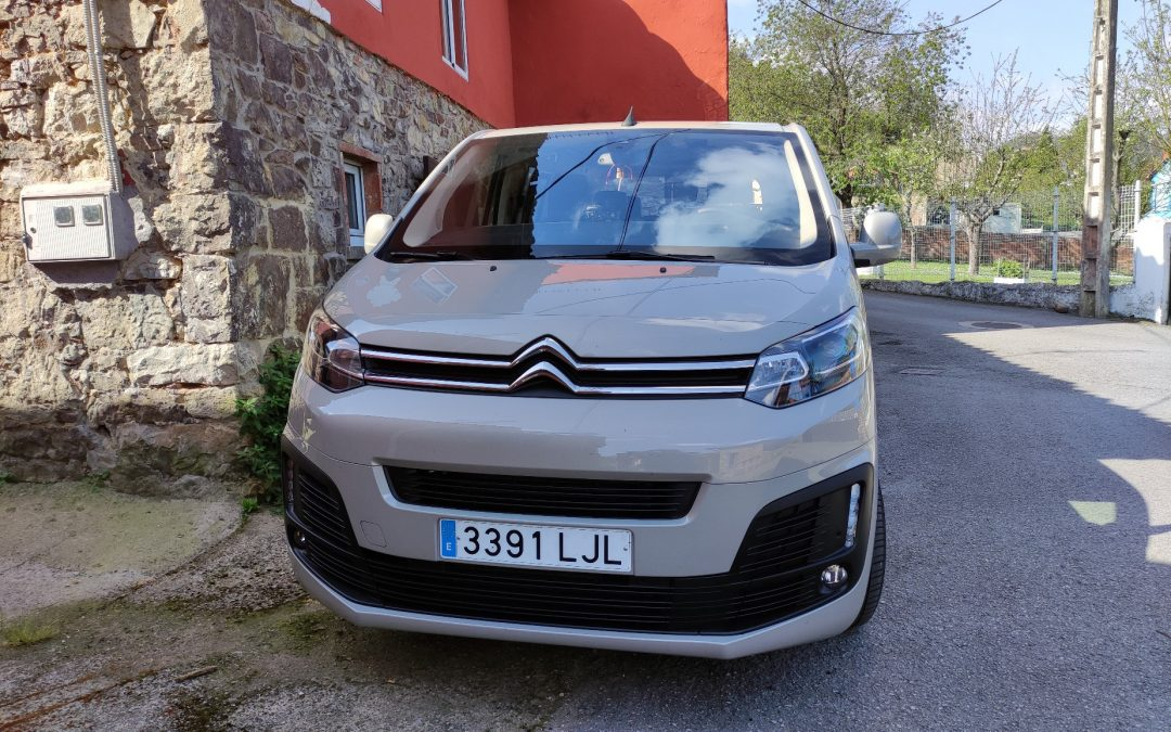 Citroen spacetourer business lounge talla M